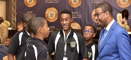 100 Black Men of Omaha Portfolio